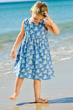 """Kleid """"Segelschiffe"""""""