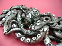 Mechanical Apoctopus No.4 by monsterkookies.deviantart.com