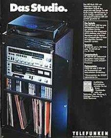Werbung /Bilder 1979
