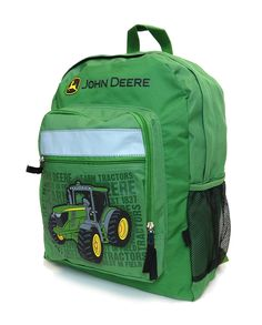Amazon Com John Deere 16 Inch Backpack Lunch Bag And