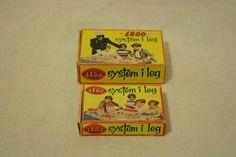 LEGO pre 1956