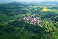 Flavigny-sur-Ozerain | Les plus beaux villages de France - Site officiel Auxerre, Sports Baby, Beaux Villages, France, Travel Style, French Country, Tourism, Journey, Turismo