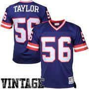 #Valentines #AdoreWe #NFLShop.com - #NFLShop.com Mens New York Giants Lawrence Taylor Mitchell & Ness Royal Blue Retired Player Vintage Replica Jersey - AdoreWe.com
