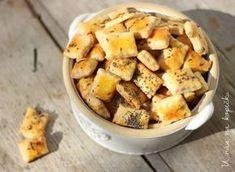 Sezóna pikniků, posezení v pergolách je tady a třeba se vám bude hodit něco k vínku, nebo do krabičky na výlet. Je to rychlovka a je hne... Krabi, Sweet Potato, Potato Salad, Pizza, Potatoes, Snacks, Vegetables, Eat, Cooking