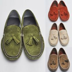 Hand Made Mens Classic Stud Boat Shoes By Guylook #boataccessoriesformen