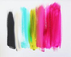 Colors 2 - an original painting by Jen Ramos at Cocoa & Hearts
