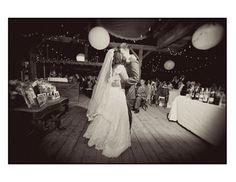Love this shot! #Dance #BarnWedding