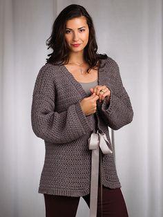 Crochet! Winter 2015 cardigan for winter crochet pattern  #Bestcrochetpatterns