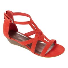 AttentionWomen's Sandal Mandi - Coral