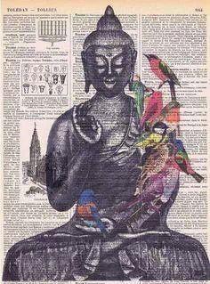 Paper Boeddha