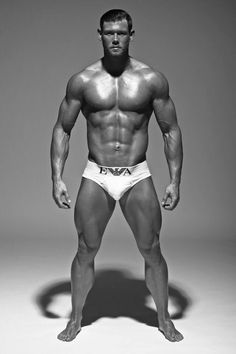Brian Lewis by Frank Louis