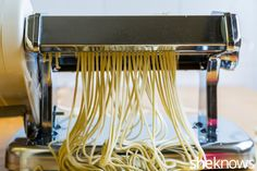 Homemade ramen noodles are easier to make than you think and way better than packaged – Famous Last Words Ramen Noodle Recipes Homemade, Ramen Recipes, Homemade Pasta, Japanese Noodles, Asian Noodles, Home Made Ramen Noodles, Asian Pear Recipes, Japanese Recipes, Japanese Food