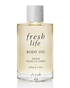 Fresh Life Body Oil by Fresh at Neiman Marcus.