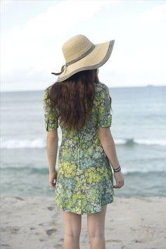 27a65036dd9 Extra wide brimmed straw hat is perfect for beach gazing! Beach Hats