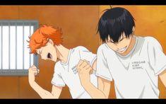 Image about anime in Haikyuu! by camila on We Heart It Haikyuu Nishinoya, Manga Haikyuu, Kageyama X Hinata, Kenma Kozume, Haikyuu Season 1, Manga Anime, Anime Boys, Anime Art, Kagehina Cute