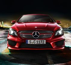 The driver assistance systems in the new Mercedes-Benz CLA round off the refined overall package. // Uzbrojony w sprytne technologie, będzie Twoim partnerem w trasie.