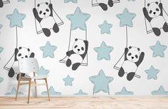 Panda - Peel and Stick