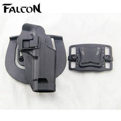 Tactical Quick Draw Right Handed Belt Loop Holster fit for Beretta 92 96 Series Pistols Black 1X Hunting Gun Accessories