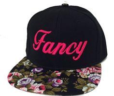 FANCY 3D Flat Bill Snapback Hat Hip Hip Im so by DaisysOutlet, $22.00