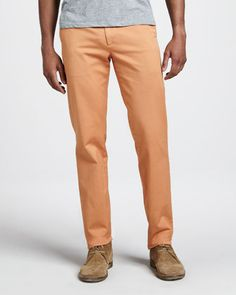 AG Adriano Goldschmied The Slim Khaki... $138.00