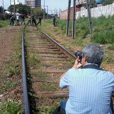 Fotografando ...