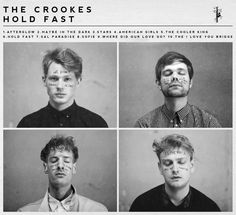 The Crookes - Hold Fast album