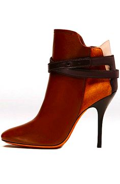 Bally Ankle Boots #Shoes #Heels