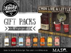 Ole Smoky Moonshine Giftpacks
