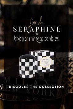 Coconut Oil Facial, Checkered Floors, Fragrant Candles, Lexington Avenue, Flirting, Essential Oils, Fragrance, Slate, Collaboration