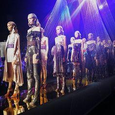 Finale at @milin_brand #SS2017 Go Glamping #BIFW2017 #bazaarthailand #HarpersBazaarThailand  via HARPER'S BAZAAR THAILAND MAGAZINE OFFICIAL INSTAGRAM - Fashion Campaigns  Haute Couture  Advertising  Editorial Photography  Magazine Cover Designs  Supermodels  Runway Models
