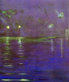 Creation of the World V - Mikalojus Ciurlionis
