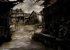 resident evil concept art | Resident Evil 4