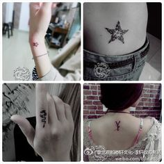 Small #tattoos