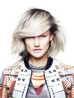 The Atomic by TONI&GUY International Artistic Director Mattia Esposito and International Technical Director Jane Stacey