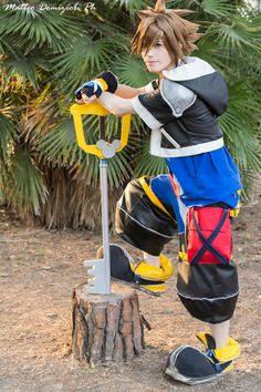 Sora Cosplay - Kingdom Hearts 2 - Hero Of Light by DakunCosplay