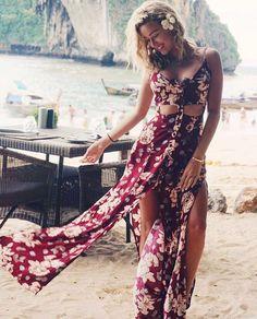 Maximize your Wardrobe with NEW MAXIS Dresses from our store  SHOP the Cherry Blossom Dress at www.colorsofaurora.com  via ✨ @padgram ✨(http://dl.padgram.com)