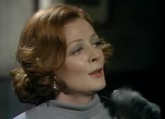 """Maggie Smith in George Bernard Shaw's """"The Millionairess"""", BBC play adaptation, 1972."""