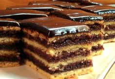 Heti ételhoroszkóp: ez a KARÁCSONYRA hangoló SÜTI illik a csillagjegyedhez Hungarian Desserts, Hungarian Recipes, Torte Cake, Cake Bars, Smoothie Fruit, Sweet Cookies, Recipes From Heaven, Food Humor, Homemade Cakes