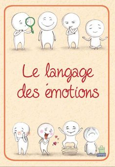 Feelings in French - activities and tips to work vocabulary related to feelings and emotions en français - Des outils… Education Positive, Kids Education, How To Speak French, Learn French, Montessori Activities, Learning Activities, Feelings And Emotions, Teaching French, French Language