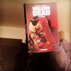 "Kirkman ""Walking Dead 19"", #delcourt #gwalarn #bookface"