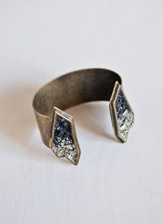 spear cuff - by Lady Grey