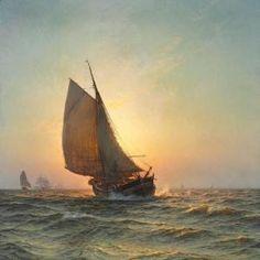 Christian Molsted - Solopgang I Drogden