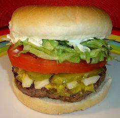 Top Secret Recipes | Fatburger Original Burger Recipe