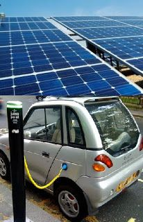Pregopontocom Tudo: Mobilidade elétrica e energia solar fotovoltaica