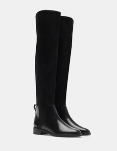 Neoprene elasticated XL boots - Boots and ankle Boots