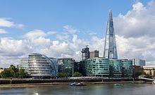 노먼 포스터 : 런던 시청(2002) 템즈강 남쪽 타워 브리지 근처 Norman Foster : London City Hall (2002)…