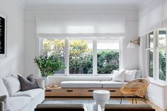 Window seat inspiration - perfect spots to soak up the view!