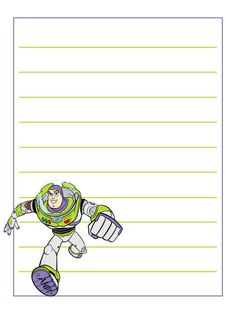 "Buzz Lightyear - Project Life Journal Card - Scrapbooking ~~~~~~~~~ Size: 3x4"" @ 300 dpi. This card is **Personal use only - NOT for sale/resale** Logo/clipart belongs to Disney/Pixar. *** Click through to photobucket for more versions of this card ***"