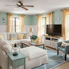 Family room inspiration.