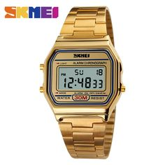 SKMEI 1123 Men LED Digital Watch Fashion Casual Sport Watches Stainless Steel Relojes Masculino Waterproof Wristwatches #electronicsprojects #electronicsdiy #electronicsgadgets #electronicsdisplay #electronicscircuit #electronicsengineering #electronicsdesign #electronicsorganization #electronicsworkbench #electronicsfor men #electronicshacks #electronicaelectronics #electronicsworkshop #appleelectronics #coolelectronics